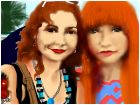 Katherine Stafford and Tori Amos