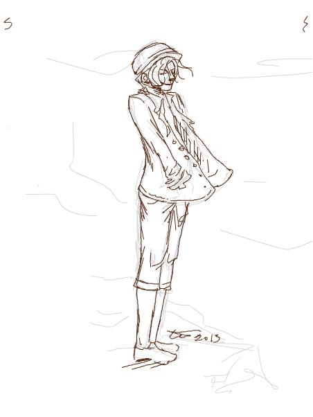 just a quick sketch