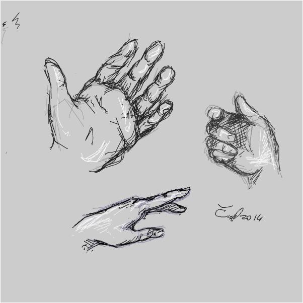 hand practise
