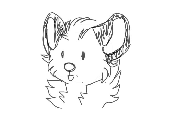 Ew a hyena