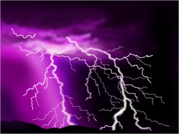 Flashes of Lightning, Rolls of Thunder