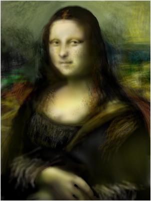 Mona Lisa xD