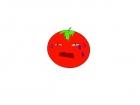 Crying tomato