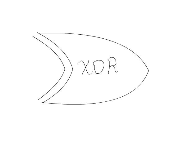 XOR Circuit Diagram | Slimber.com