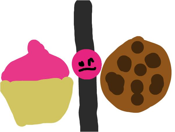 cupcake or cookie