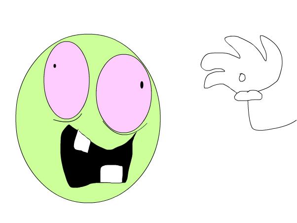 egg zombie