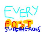 Homemade Intros Every post superheroes