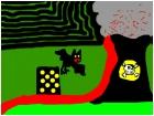Toxic Volcano