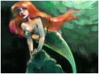 sketchy Ariel